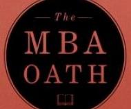 MBA Oath